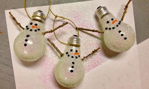 snowman-bulb